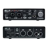 唐尼樂器︵可分期免運 YAMAHA Steinberg UR22C 樂器 Midi 音訊/錄音介面 直播設備