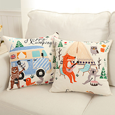 可愛時尚創意抱枕1 兒童房 午睡枕 靠枕 腰枕 靠背墊