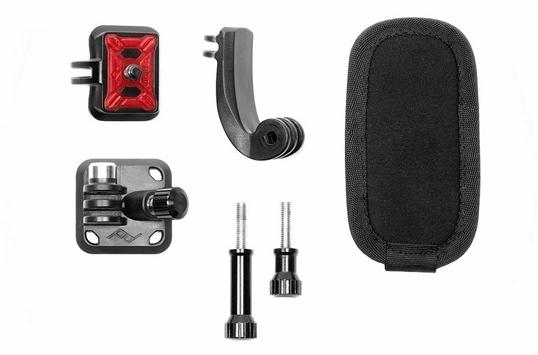 【聖影數位】Capture POV Kit 隨身記錄支架組 V2 (GoPro可用) AFD0111