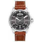 Hamilton 漢米爾頓 KHAKI AVIATION 卡其飛行機械錶-42mm H64615585