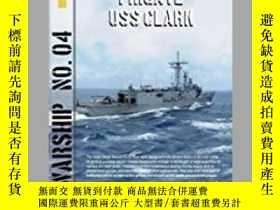 二手書博民逛書店Frigate罕見USS Clark (damaged)-克拉克號護衛艦(受損)Y414958 出版20