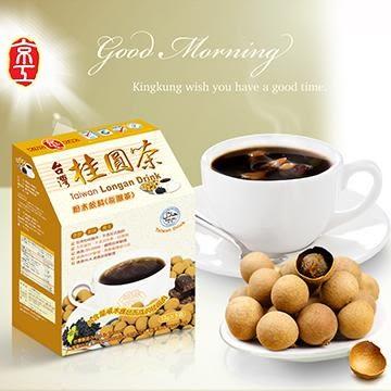 【京工】台灣桂圓茶 (5入)