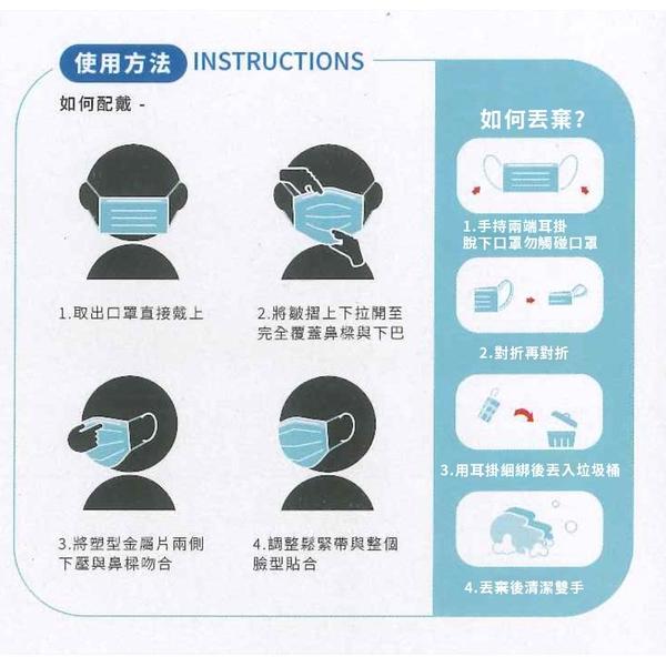 【滿額贈防疫面罩】台灣製 淨新成人醫療口罩 50入 醫用口罩 平面口罩 雙鋼印#捕夢網
