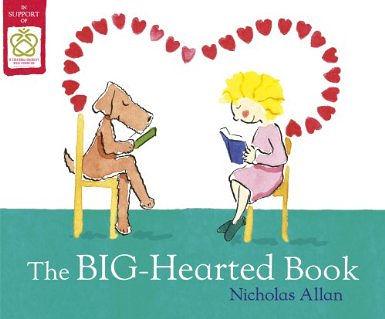 【麥克書店】THE BIG-HEARTED BOOK / 英文繪本