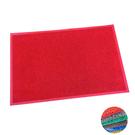 范登伯格 PVC膠底室外墊/地墊 刮泥墊 戶外墊 門墊 踏墊-紅-120x180cm