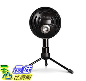 [8美國直購] 電容式麥克風Blue Snowball iCE Condenser Microphone, Cardioid - Black
