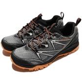 Merrell 戶外鞋 Capra Bolt Gore-Tex 防水 越野 戶外 運動鞋 灰 橘 男鞋【PUMP306】 ML36765