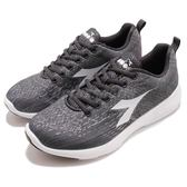 DIADORA 慢跑鞋 X Run Light 2 W 灰 白 輕跑鞋 透氣網布 吸震 EVA中底 運動鞋 女鞋【PUMP306】 DA173405C4207