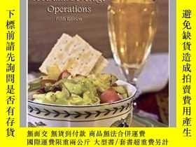 二手書博民逛書店Management罕見of Food And Beverage
