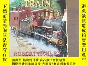 二手書博民逛書店The罕見Stolen TrainY269331 Robert