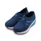 RED ANT 飛織氣墊健走鞋 藍 G4 女鞋 鞋全家福