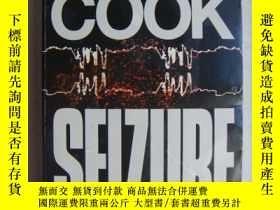 二手書博民逛書店Seizure罕見英文原版Y146810 Robin Cook