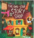 【麥克書店】THE ONE STOP STORY SHOP /英文繪本 《主題:想像力.幽默逗趣》