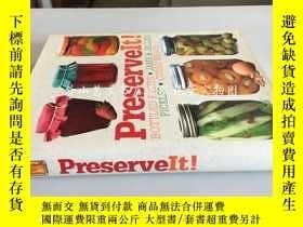 二手書博民逛書店DK:preserve罕見it(保存它,菜譜類)Y16719 參考圖片 DK 出版2010