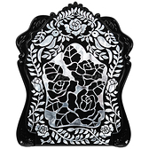 【VT薇拉寶盒】ANNA SUI 安娜蘇 復古雕花美妝鏡