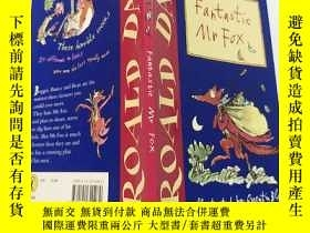 二手書博民逛書店Fantastic罕見Mr Fox (Young Puffin Read Alone):小狐貍獨自一人Y200