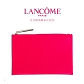 蘭蔻 LANCOME法式經典桃紅化妝包【櫻桃飾品】【32715】