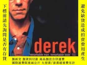 二手書博民逛書店【罕見】Derek JarmanY27248 Tony Peake Overlook Tp 出版2002