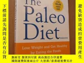二手書博民逛書店The罕見Paleo Diet:lose weight and