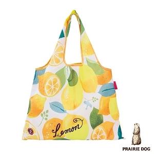日本 Prairie Dog 設計包/環保袋/購物袋 - 夏日檸檬