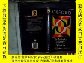 二手書博民逛書店the罕見australian primary dictiona