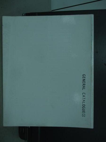 【書寶二手書T7/藝術_QYB】MOROSO_General Catalogue