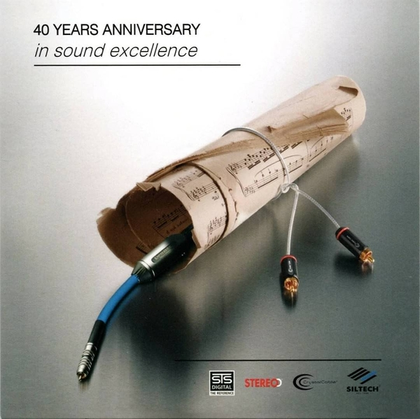 【停看聽音響唱片】【CD】Various:40 Years Anniversary In Sound Execellence