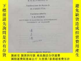 二手書博民逛書店investigations罕見into electrical discharges in gases 對氣體放電