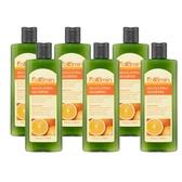 Follimin髮利明柑橘加強抗屑洗髮精(270ml)6入合購超值優惠組