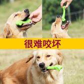 狗狗玩具磨牙棒耐咬小狗幼犬大型犬咬膠骨頭寵物用品