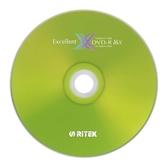 ◆破盤價!!免運費◆錸德 Ritek X 版 DVD-R 4.7GB 16X  空白光碟片 燒錄片 (50片裸裝x2)  100PCS = 限量!!!