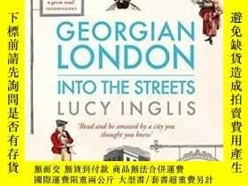 二手書博民逛書店Georgian罕見LondonY256260 Lucy Inglis Penguin 出版2014