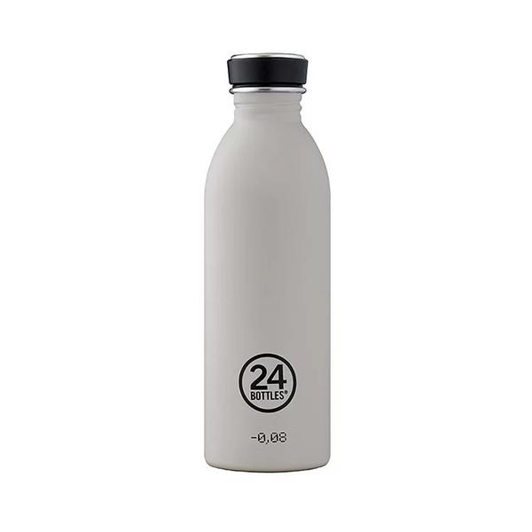 【24Bottles】城市水瓶 500ml - 淡雅藕  超輕水瓶 不鏽鋼 好攜帶 好清洗