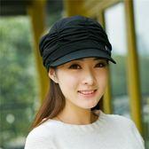 帽子女夏天化療帽百搭戶外運動圓頂彈性遮陽帽夏季薄款月子帽 QQ526『愛尚生活館』