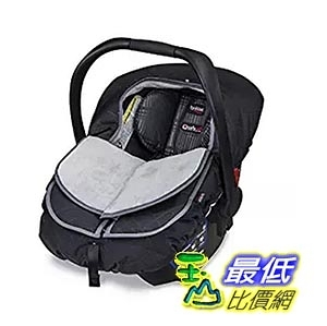 [美國直購] Britax S01847500 B-Warm 座椅保暖罩 Insulated Infant Car Seat Cover