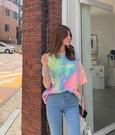 [預購+現貨]韓國-SANE渲染T(2色)-上衣-74101050 -pipima-53