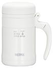 THERMOS【日本代購】膳魔師0.28L 真空保溫杯 水滴飲料專用 JNK-280 WH