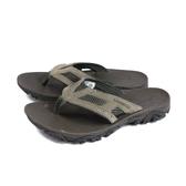 MERRELL MOAB DRIFT 2 FLIP 夾腳拖鞋 灰褐色 男鞋 ML033225 no107