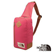 The North Face 6L 多功能單肩斜背包-珊瑚粉紅/芥末棕 NF00CJ4TLEA-AA【GO WILD】