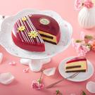 『喜憨兒.母親節蛋糕』紅寶Lady6吋.女神媽媽款.百香果慕斯cake