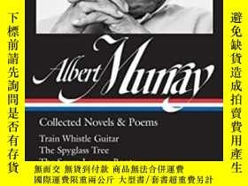 二手書博民逛書店Albert罕見MurrayY256260 Albert Murray Library Of America