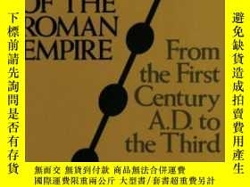 二手書博民逛書店The罕見Grand Strategy Of The Roman