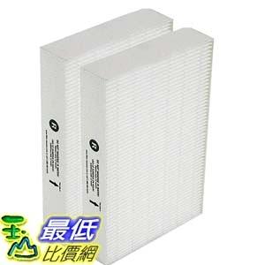 [9美國直購] 濾網 AQUA GREEN Honeywell HRF-R2 True HEPA Compatible Replacement Filter R (2 Pack)