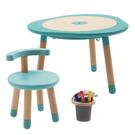 ◆翻遍桌板,玩法無極限 ◆複合式遊戲社交桌,競爭力悄悄培養 ◆圓桌遊樂無死角、寬廣桌面不設限