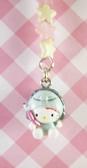 ~震撼  ~Hello Kitty 凱蒂貓限定版手機吊飾東京銀串珠