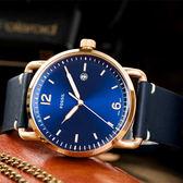 FOSSIL THE COMMUTER 簡約時尚真皮腕錶 FS5274 熱賣中!