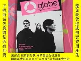 二手書博民逛書店globe罕見樂譜 鋼琴譜 小室哲哉Y178456 小室哲哉 出