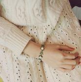 復古民族風文藝小清新 學生森女繫陶瓷手鍊配飾女禮物限時八九折