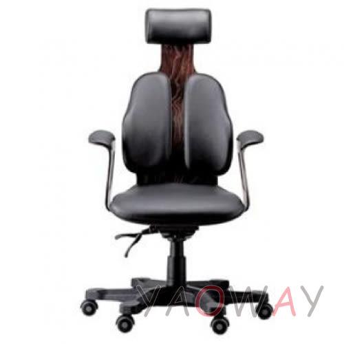 【耀偉】DUOREST-Chairman總裁椅DR-130雙背椅/人體工學椅/辦公椅/主管椅/電腦椅