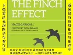 二手書博民逛書店The罕見Finch Effect: The Five Strategies to Adapt and Thriv